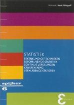 Spijkerreeks 6 - Statistiek
