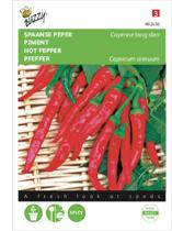 Buzzy® Spaanse Peper Cayenne long slim