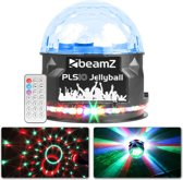 BeamZ PLS10 Jellyball lichteffect en speaker in één met Bluetooth en USB
