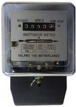 KWH meter 1-fase 40A enkeltarief