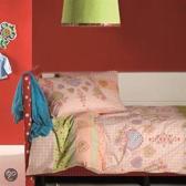 Damai Fabiola Flavia dekbedovertrek - Apricot - 1-persoons (140x200/220 cm + 1 sloop)