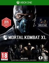 Mortal Kombat XL - Xbox One (Import)