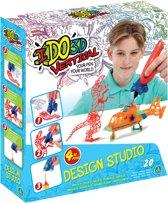 IDO3D Vertical Design studio Creatie jongens inclusief 4 tubes