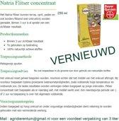 Onkruid flitser Natria 100% natuurlijk