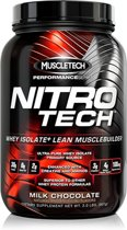 MuscleTech, Nitro-Tech, Chocoate, 907 g