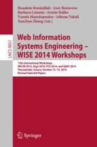 Web Information Systems Engineering – WISE 2014 Workshops