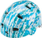 KED Risco K-Star helm blauw Hoofdomtrek 54-58 cm