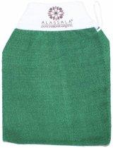 Marokkaanse kessa handschoen - Groen