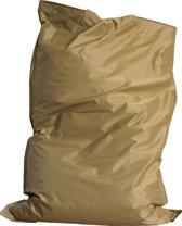 Drop & Sit zitzak - Camel - 130 x 150 cm - binnen en buiten