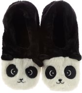 Verwarmde Panda Sloffen Pantoffels Warme Hot Heat Pack Wintersloffen Winter Magnetron Opwarmen
