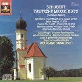 Schubert: Deutsche Messe, Salve Regina/ Sawallisch