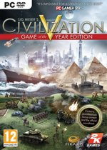 Civilization V (5) Game of the Year Edition /PC - Windows