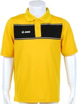 Jako Polo Player Junior - Sportpolo - Kinderen - Maat 140 - Yellow;Black