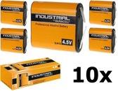 10 Stuks - Duracell Industrial 3LR12 batterij 4.5V