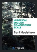 Hudelson English Composition Scale