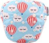 Zwemluier – Luchtballon | HappyBear |  0-3 jaar | Baby zwemmen | Zwembad baby | Vakantie