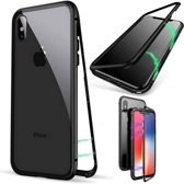Magnetisch hoesje iPhone Xr Case - ZWARTE - voor iPhone Xr