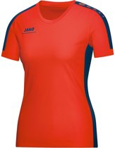 Jako Striker Indoor Shirt Dames - Shirts  - oranje - 38