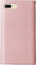 iDeal of Sweden Mayfair Clutch Wallet Case Roze voor iPhone 8  7  6s  6
