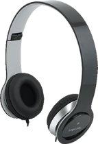 LogiLink Stereo High Quality Kopfh�rer, schwarz