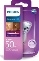 Philips LED-lamp 'Silver' 50 W