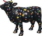 Vrolijke Beelden Stier - 12x25x30 Cm - Zwart