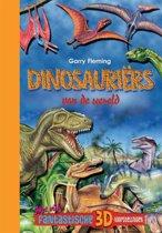 Carousel boek - Dinosauriers van de wereld