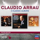 Claudio Arrau - Three Classic Album