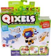 Qixels Monsters navulling