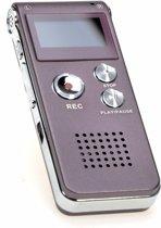 Premium Digitale - Premium Voice Recorder - Multifunctionele Voice Recorder - Dictafoon 8