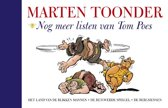 Nog meer listen van Tom Poes