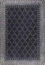 Dutchbone Kasba - Vloerkleed - Zwart - 170x240cm