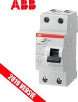 ABB Haf System Pro M - Aardlekschakelaar FH202A-25/0.03