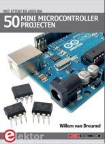 50 mini microcontroller projecten met ATtiny en Arduino