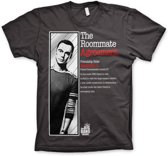 Merchandising THE BIG BANG THEORY - T-Shirt The Roommate Agreement - Grey (XL)
