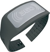 TheBugWatch™  anti-muggen armband midnight black