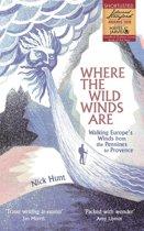 Boekomslag van 'Where the Wild Winds Are'