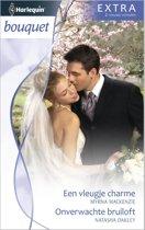 Een vleugje charme / Onverwachte bruiloft - Bouquet Extra 309, 2-in-1
