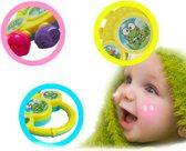 Baby rammelaar - Ratelinstrument - Baby speelgoed/muziek