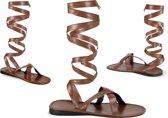 Sandalen voor mannen - Verkleedattribuut