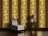 Goud | Brown Photomural, wallcovering