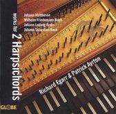 Works for 2 Harpsichords - Mattheson, et al / Egarr, Ayrton