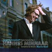 Piano Sonata No.1 / Sonatine & Miroirs
