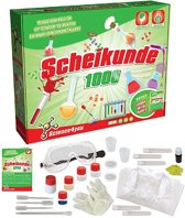 Science 4 You Scheikunde 1000 - Experimenteerset