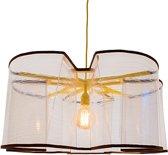 Hanglamp Translucide Yellow L