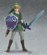 NINTENDO - ZELDA - Figurine Link 'Twilight Version' - Figma