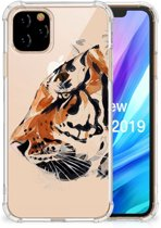 Back Cover Apple iPhone 11 Pro Watercolor Tiger