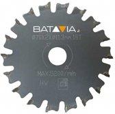 Racer TCT zaagblad 18t ∅70mm - 2 stuks 7061496 Batavia