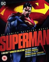 Superman: Animated Collection (Blu-ray) (Import)