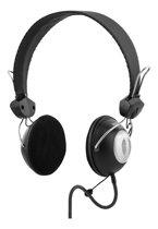 Deltaco HL-32 headphones/headset Hoofdband Zwart